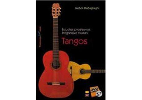 Estudios progresivos para Guitarra Flamenca V. 5 Tangos
