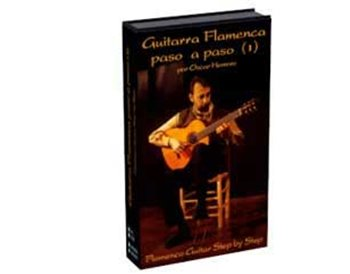 La Guitarra Flamenca paso a paso (I) 68 Min. DVD Multiformat