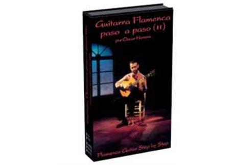 La Guitarra Flamenca paso a paso (II) 70 Min. DVD Multi