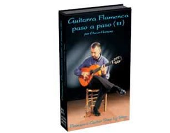 La Guitarra Flamenca paso a paso (III) 70 Min. DVD Multi.