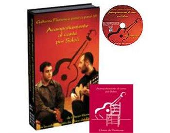 La Guitarra Flamenca paso a paso (VI). La Soleá (III). DVD