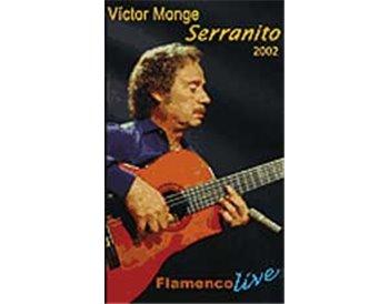 Serranito, en concierto 2002. DVD Multiformato