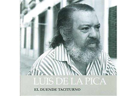 Luis de la Pica - El duende taciturno - Libro + CD