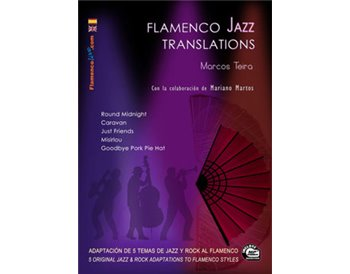 "Book/CD ""Flamenco Jazz Translations"""