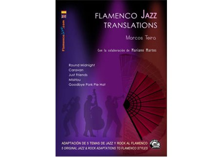 "Libro/CD ""Flamenco Jazz Translations"""