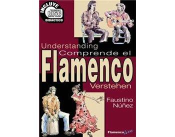 Comprende el Flamenco - Libro didáctico + CD