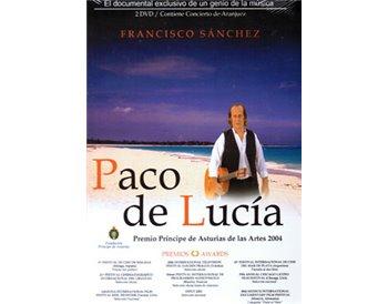 FRANCISCO SÁNCHEZ - PACO DE LUCIA (2 DVD) PAL