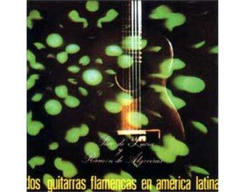 Dos guitarras flamencas en américa latina