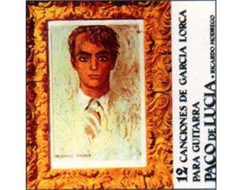 12 canciones de García Lorca...