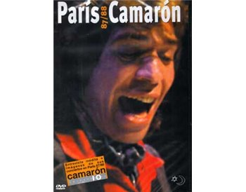 """una de las seis actuaciones realizadas en París. Además encontraremos un vedeoclip realizado para la edición del CD """"París 1987"""