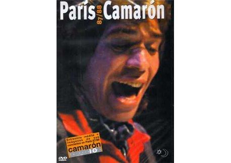 París 87/88 CAMARÓN. DVD.