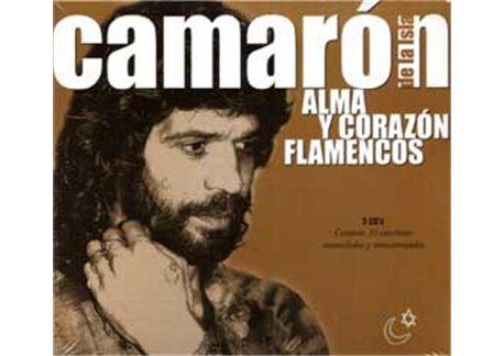 Alma y corazón flamencos. 3 CD