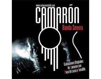 Camarón, BSO original. CD