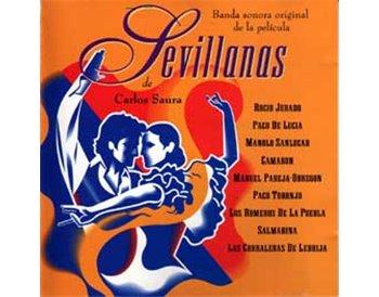 Sevillanas . Banda Sonora original de la película.