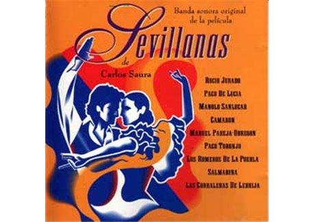 Sevillanas. Banda Sonora original de la película.