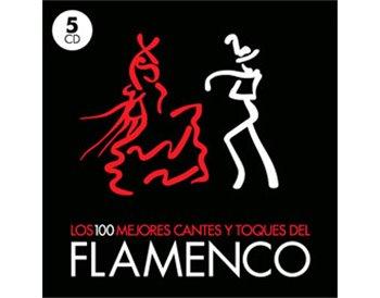 Los 100 mejores cantes y toques del Flamenco 5 CD