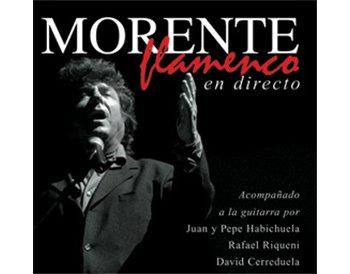 Morente Flamenco. en directo