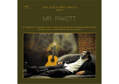 Mr Pakett
