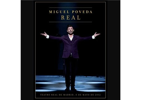REAL.  CD  + DVD - Teatro Real de Madrid