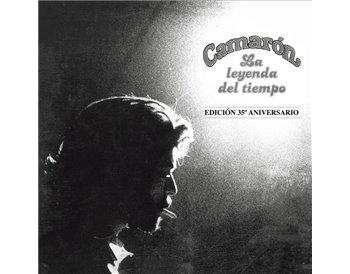 La Leyenda Del Tiempo - Ed. 35º Aniversario (Deluxe) - CD + DVD