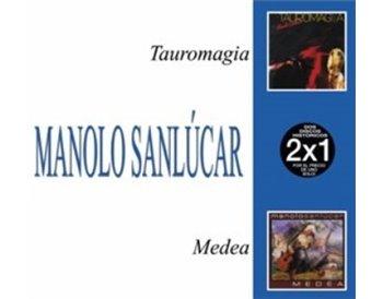 Manolo Sanlúcar 2x1, Tauromagia & Medea