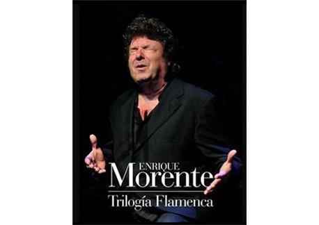 Enrique Morente: Trilogía Flamenca DVD + 2 CD