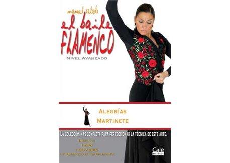 El Baile Flamenco vol. 16 Alegrías y Martinete