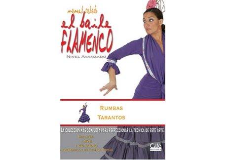 El Baile Flamenco vol. 18 Rumbas y Tarantos