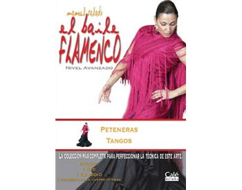 El Baile Flamenco vol. 19 Peteneras y Tangos