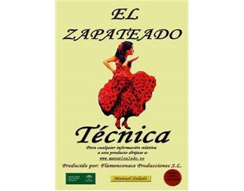 El Zapateado. Método didáctico. Vol. 1. Técnica. CD +DVD