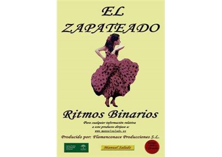 El Zapateado. Método didáctico. Vol 2 Ritmos binarios CD+DVD