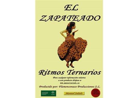 El Zapateado. Método didáctico Vol 3 Ritmos ternarios CD+DVD