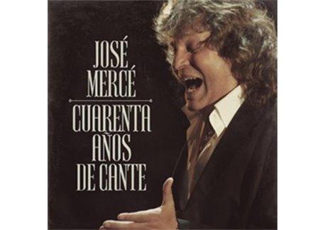 José Mercé - Cuarenta años de cante