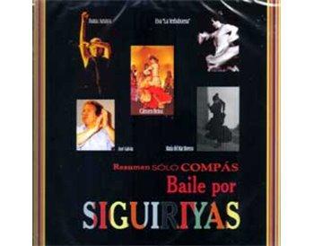 Resumen SÓLO COMPÁS. Baile por Siguiriyas