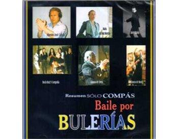Resumen SÓLO COMPÁS. Baile por Bulerías.