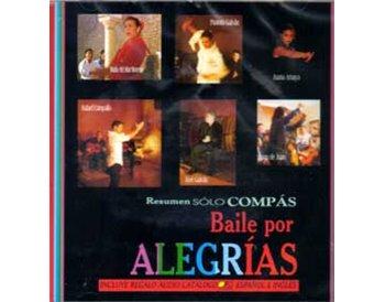 Resumen SÓLO COMPÁS. Baile por Alegrias. 2CD