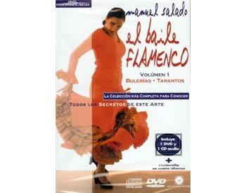 El Baile Flamenco. Vol. 1. BULERIAS-TARANTOS