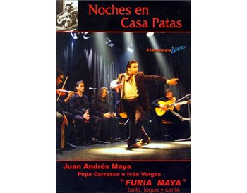Furia Maya, baile, toque y cante
