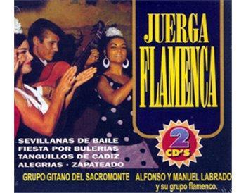 Juerga Flamenca. 2 cds