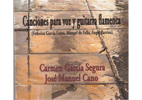 Canciones para voz y guitarra flamenca