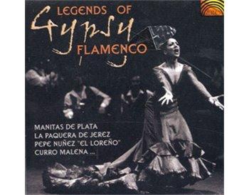 Legends of flamenco. Gypsy