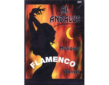 FLAMENCO - dvd PAL