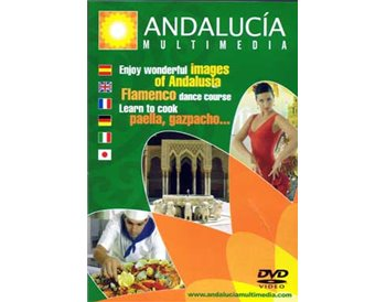 Images of Andalusia, Flamenco dance course. Learn to cook