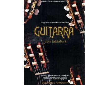 Selección de música española para Guitarra