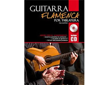 Guitarra Flamenca por Tablatura + CD