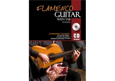 FLAMENCO GUITAR WITH TAB