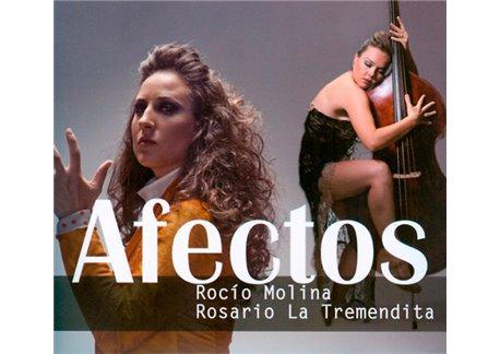Afectos (DVD) - Rocio Molina & Rosario la Tremendita