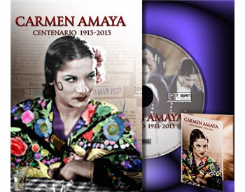 Carmen Amaya - DVD Centenario 1913-2013