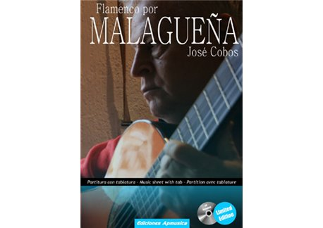 DE FLAMENCO POR MALAGUEÑA + CD