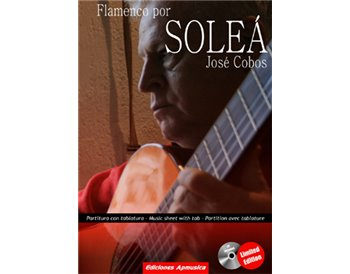 DE FLAMENCO POR SOLEA + CD